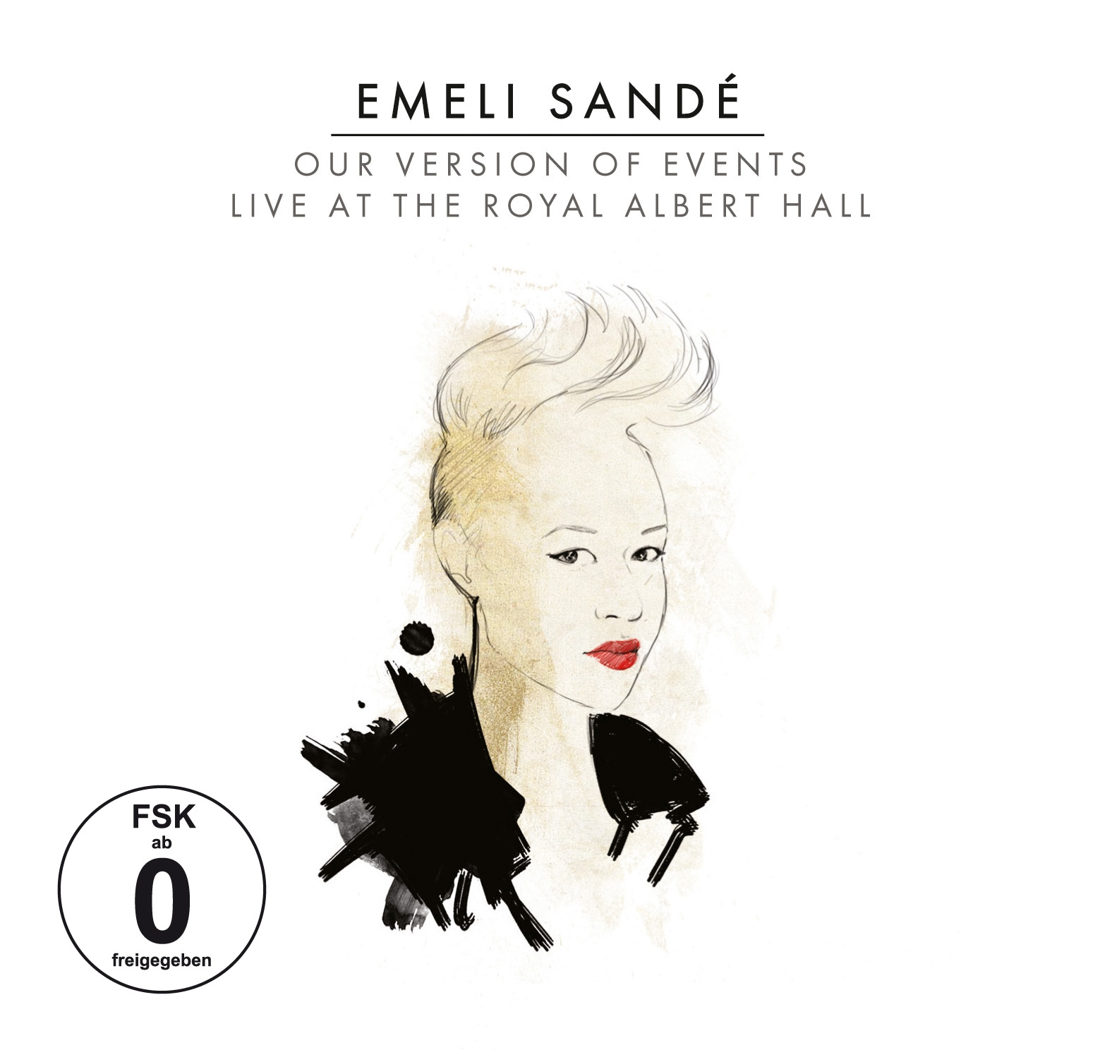 "Emeli Sande - ""Our Version Of Events - Live At The Royal Albert Hall"""