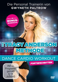 Tracy Anderson Dance Cardio für Fortgeschrittene