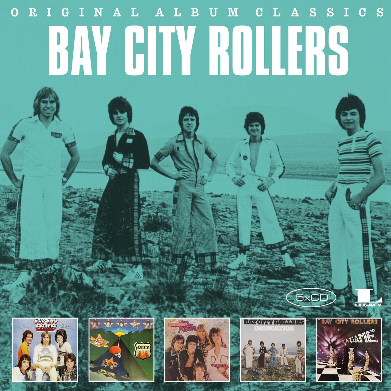 "Bay City Rollers - ""Original Album Classics"""