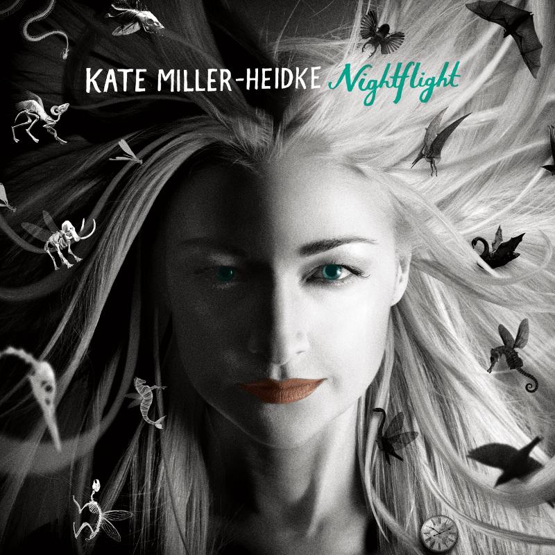 """Kate Miller-Heidke - """"Nightflight"""""""