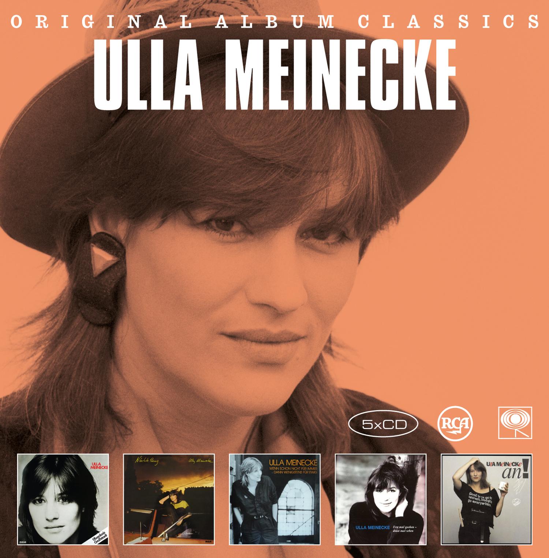 """Ulla Meinecke - """"Original Album Classics"""""""