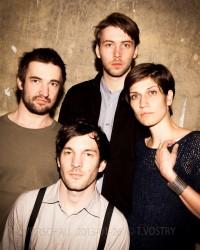 Alin Coen Band (Fotocredit: Tristan Vostry )