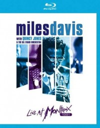 MILES DAVIS WITH QUINCY JONES & THE GIL EVANS ORCHESTRA - Live At Montreux 1991