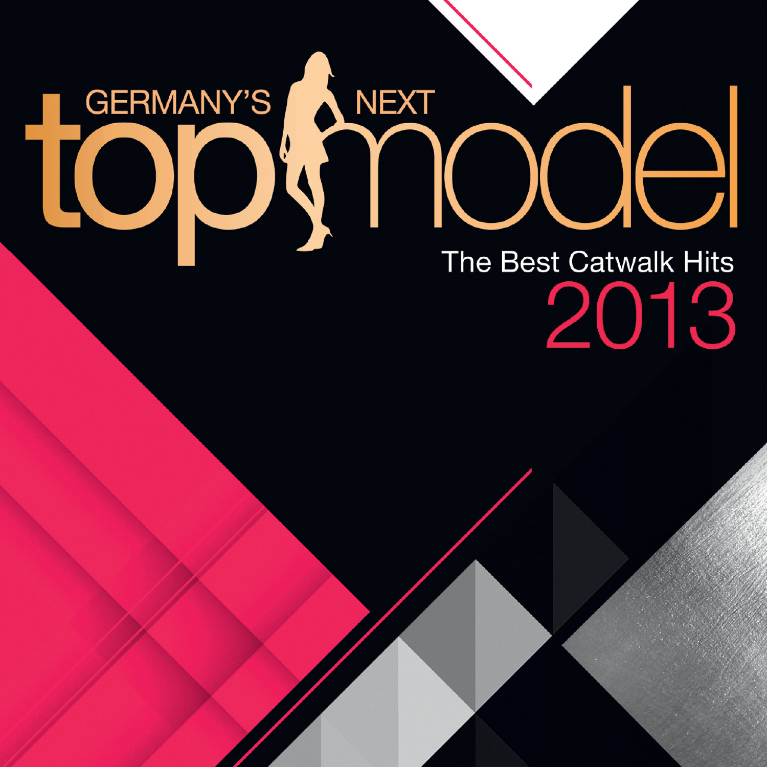 "Various Artists - ""Germanys Next Topmodel - The Best Catwalk Hits 2013"""