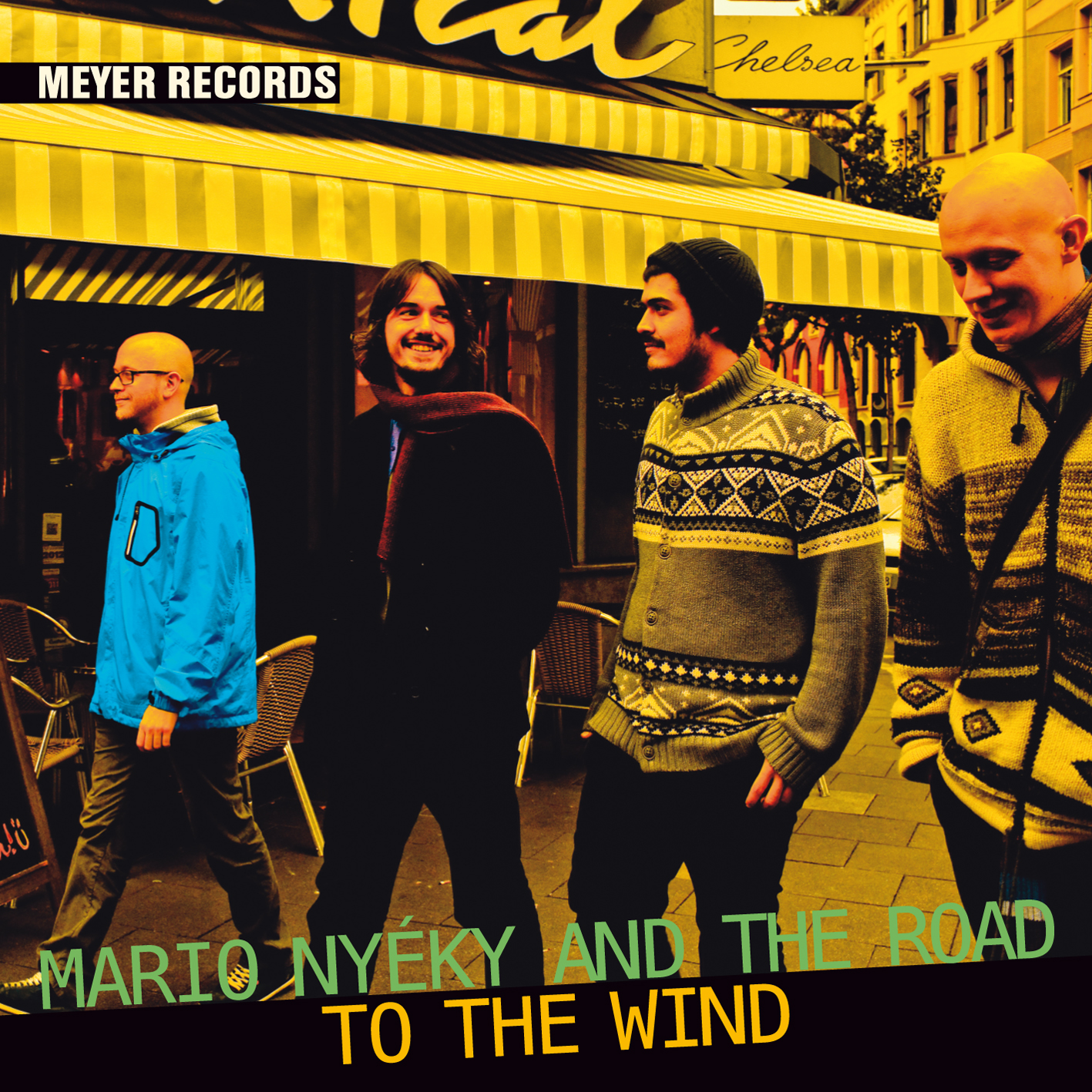 "Mario Nyeky And The Road – ""To The Wind"""