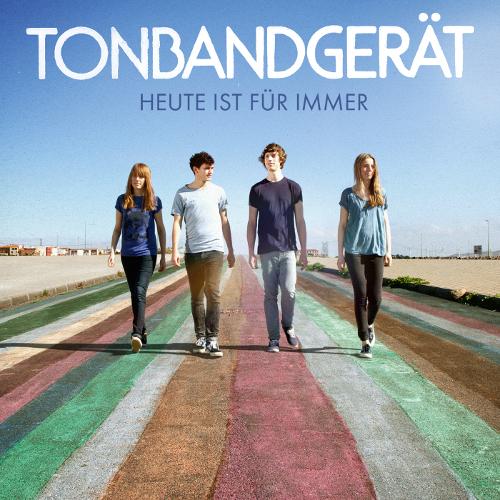 "Tonbandgerät - ""Heute Ist Für Immer"""