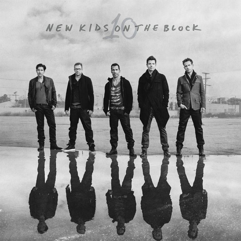 "New Kids On The Block - ""10"""