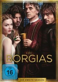 DIE BORGIAS – Die zweite Season – DVD