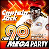 "Captain Jack Album ""The 90's Mega Party"""