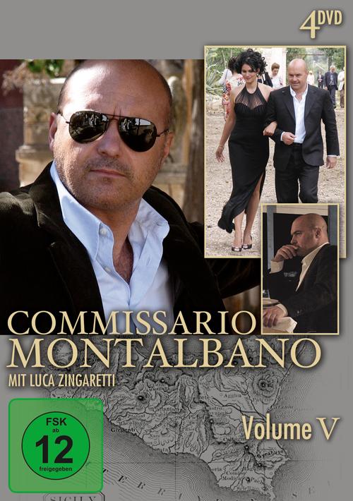 Commissario Montalbano – Vol. 5
