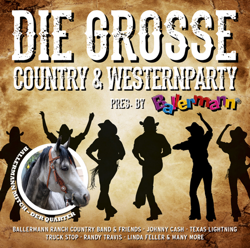 Die Grosse Ballermann Country & Westernparty