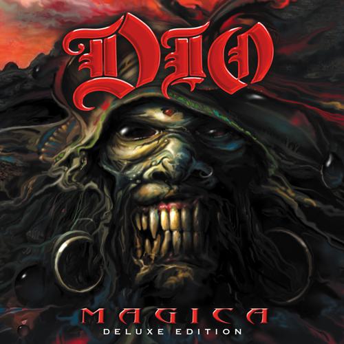 Neuauflage des DIO Klassikers ,Magica'
