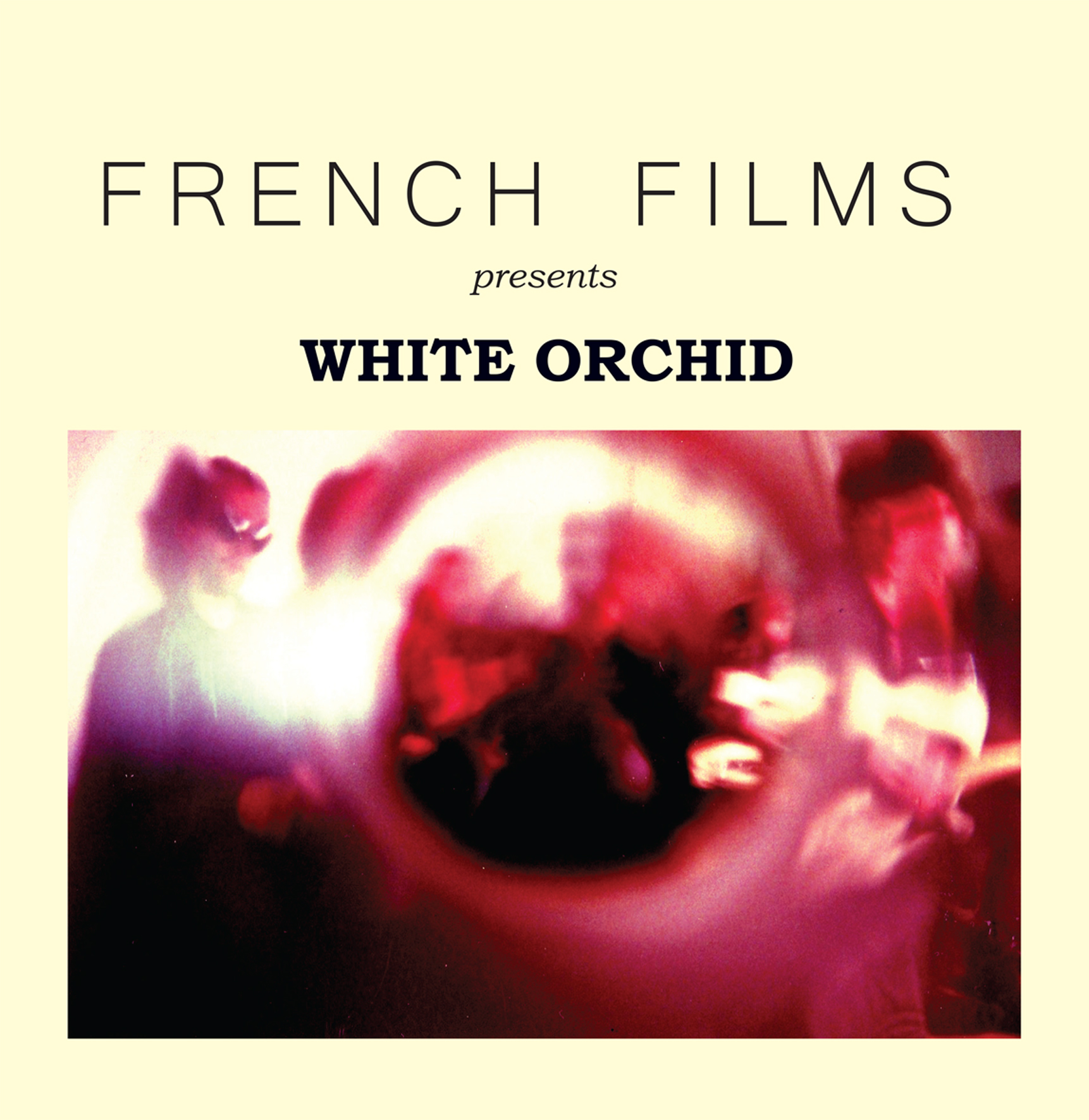 "French Films - ""White Orchid"""