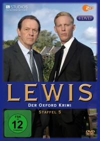 Lewis - Der Oxford Krimi (Staffel 5)