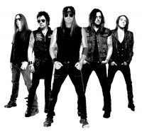 "SKID ROW ""United World Rebellion"""