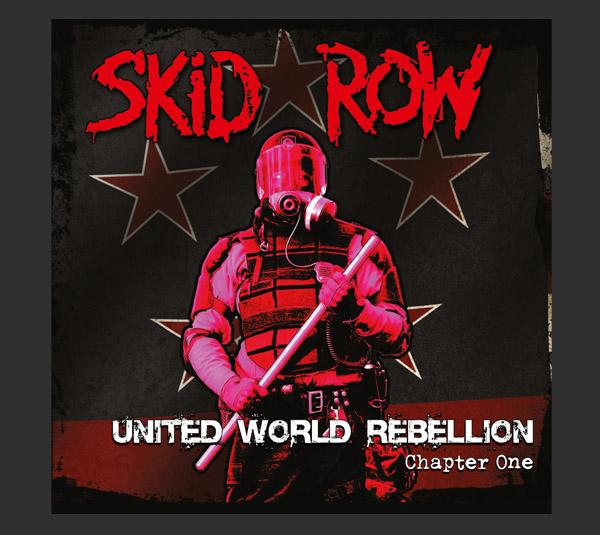 SKID ROW sind mit 'United World Rebellion' zurück