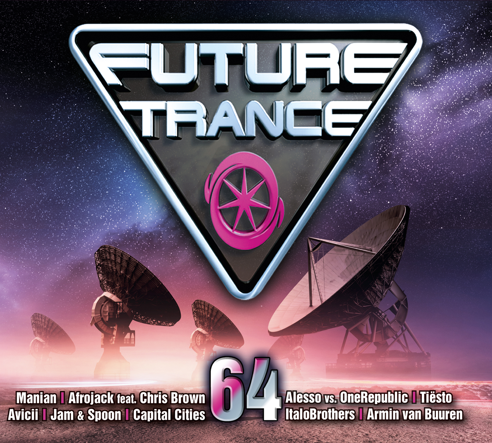 "Various Artists - ""Future Trance Vol. 64"""