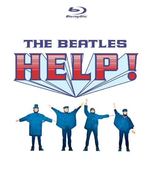 The Beatles – Help! Blu-ray Edition