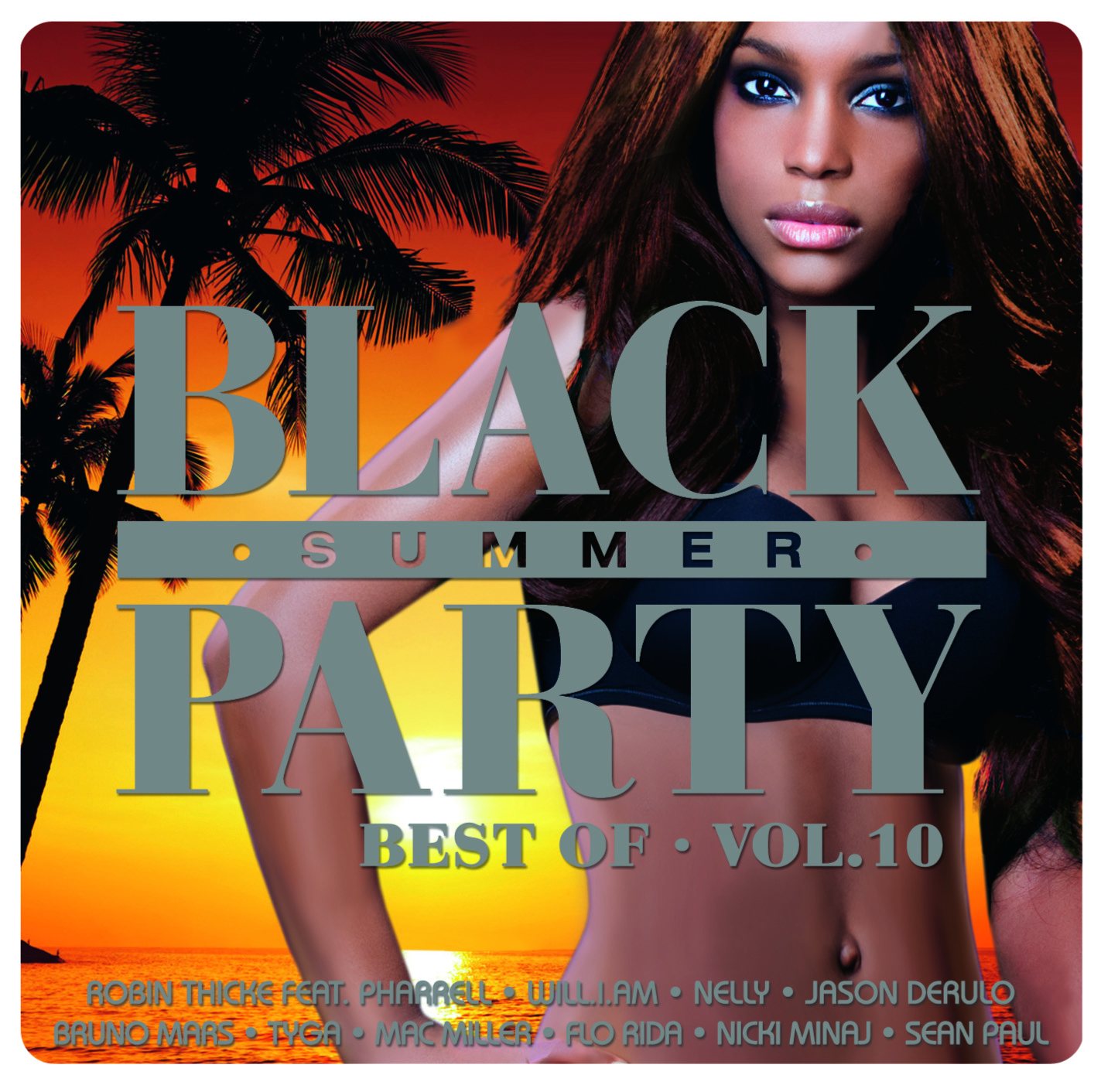 """Best Of Black Summer Party Vol. 10"""