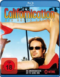 CALIFORNICATION – Staffel 1 Blu-ray © Paramount