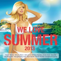 "Various Artists - ""We Love Summer 2013"""