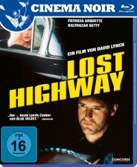 LOST HIGHWAY – Blu-ray © Concorde Home Entertainment