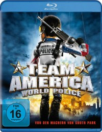TEAM AMERICA – WORLD POLICE – Blu-ray © Paramount