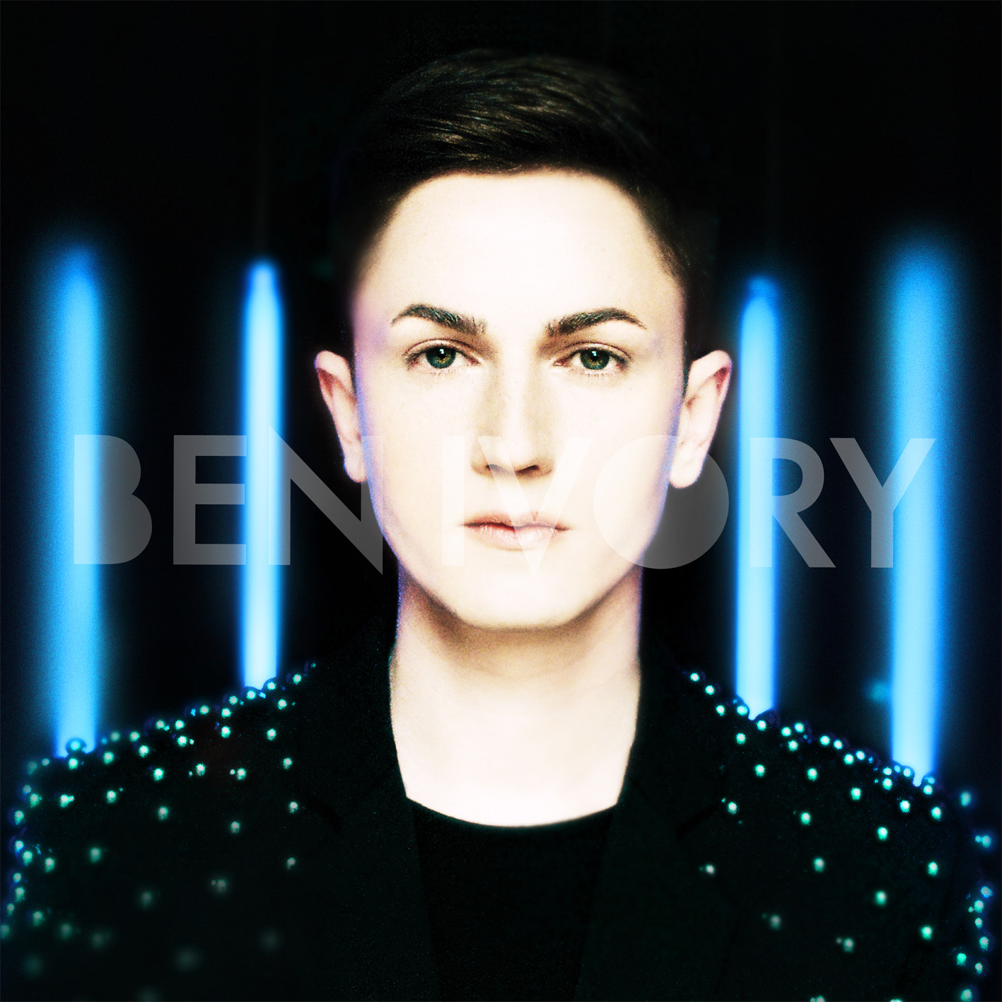 "Ben Ivory - ""Neon Cathedral"""