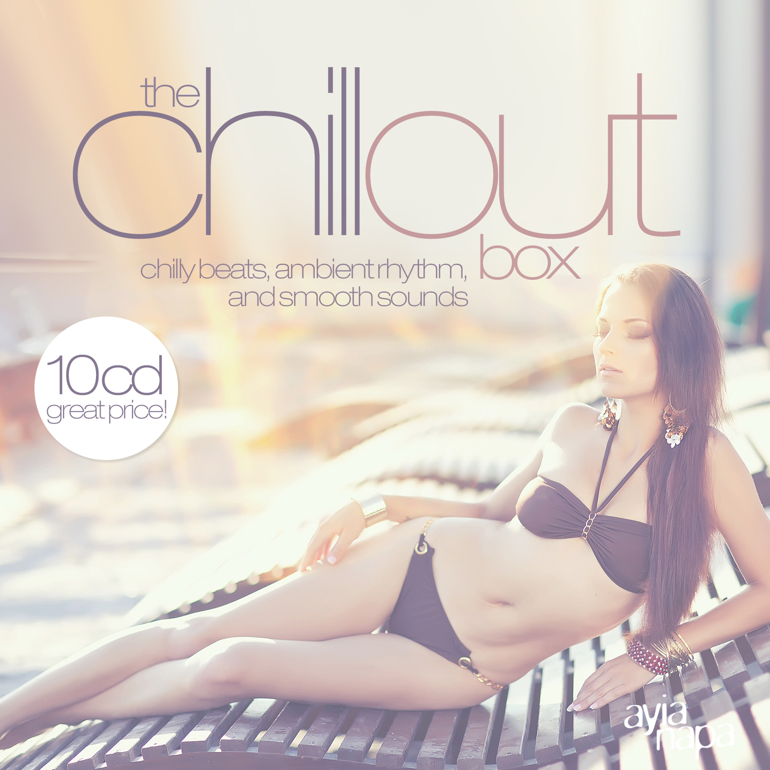 "Various Artists - ""The Chillout Box"""