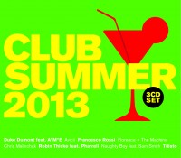 "Various Artists - ""Club Summer 2013"""