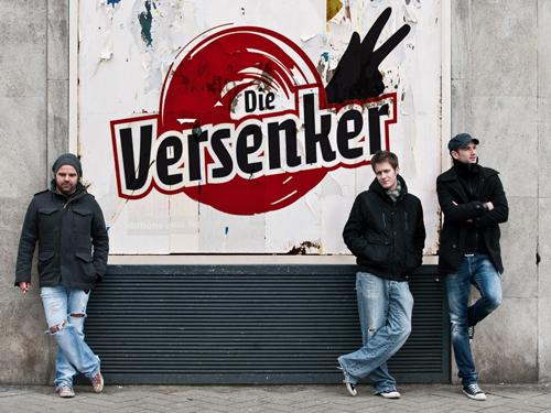 """Die Versenker - Video Premiere zu """"Online"""" und neues Album im Oktober"""