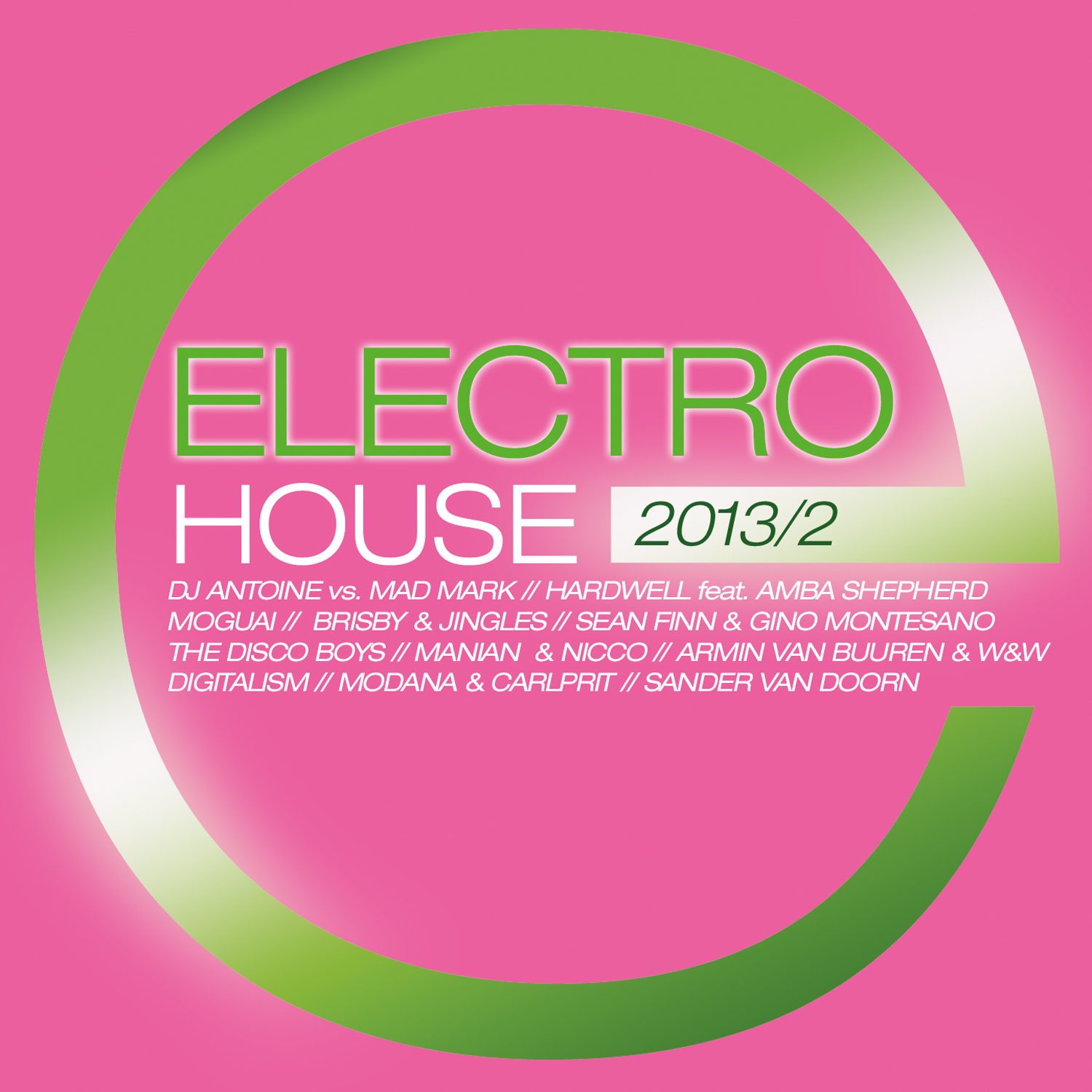 "Various Artists - ""Electro House 2013/2"""
