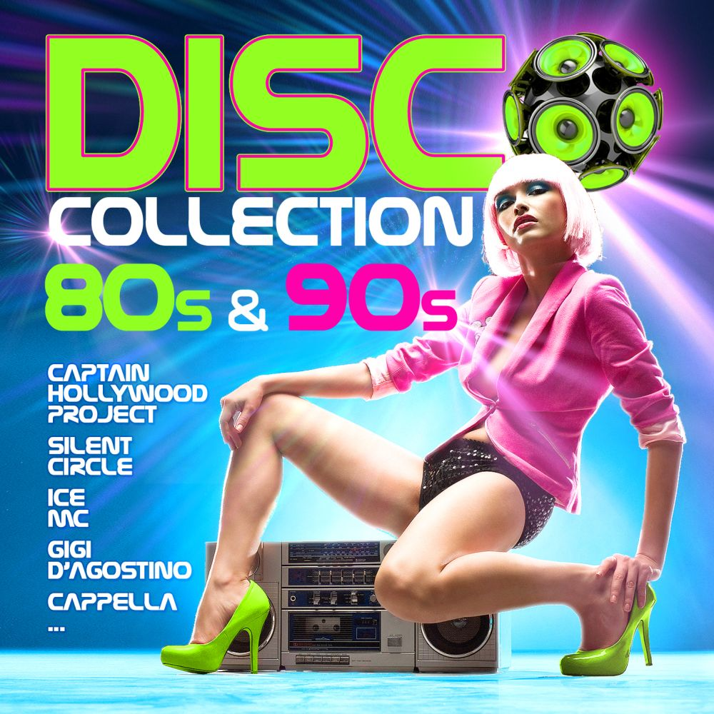 Various Artists - Disco Collection 80s & 90s
