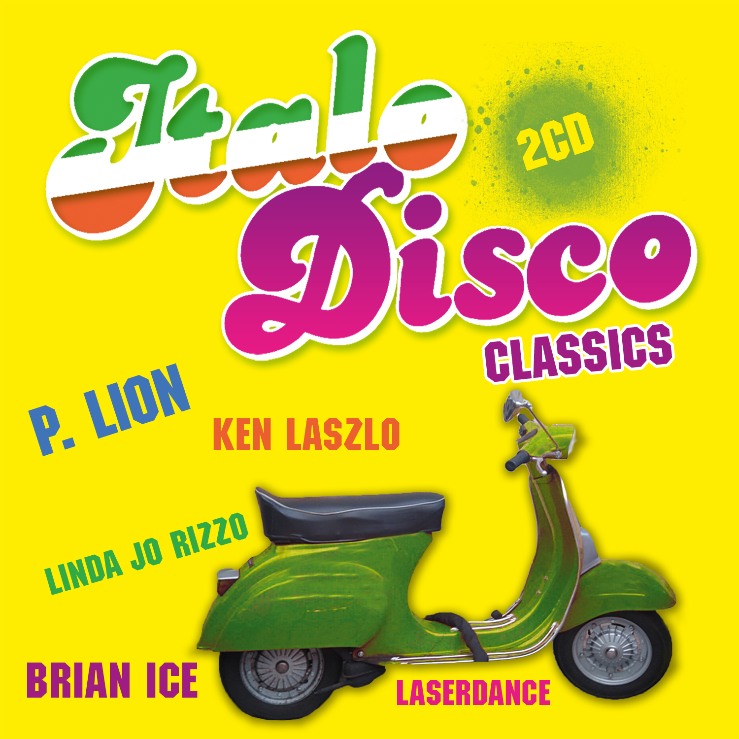 Various Artists - Italo Disco Classics