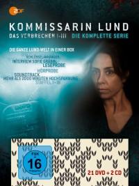 Kommissarin Lund – Das Verbrechen I - III - Die Komplette Serie