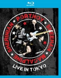 PORTNOY-SHEEHAN-MACALPINE-SHERINIAN – Live In Tokyo – Blu-ray