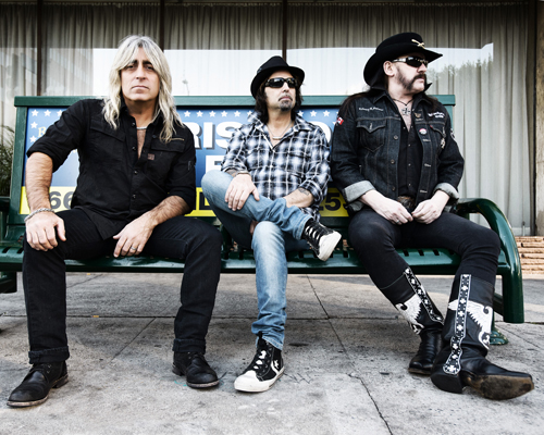 "Motörhead – neues Album ""Aftershock"" erscheint am 18. Oktober 2013"