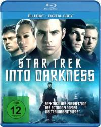 STAR TREK INTO DARKNESS – Blu-ray © Paramount
