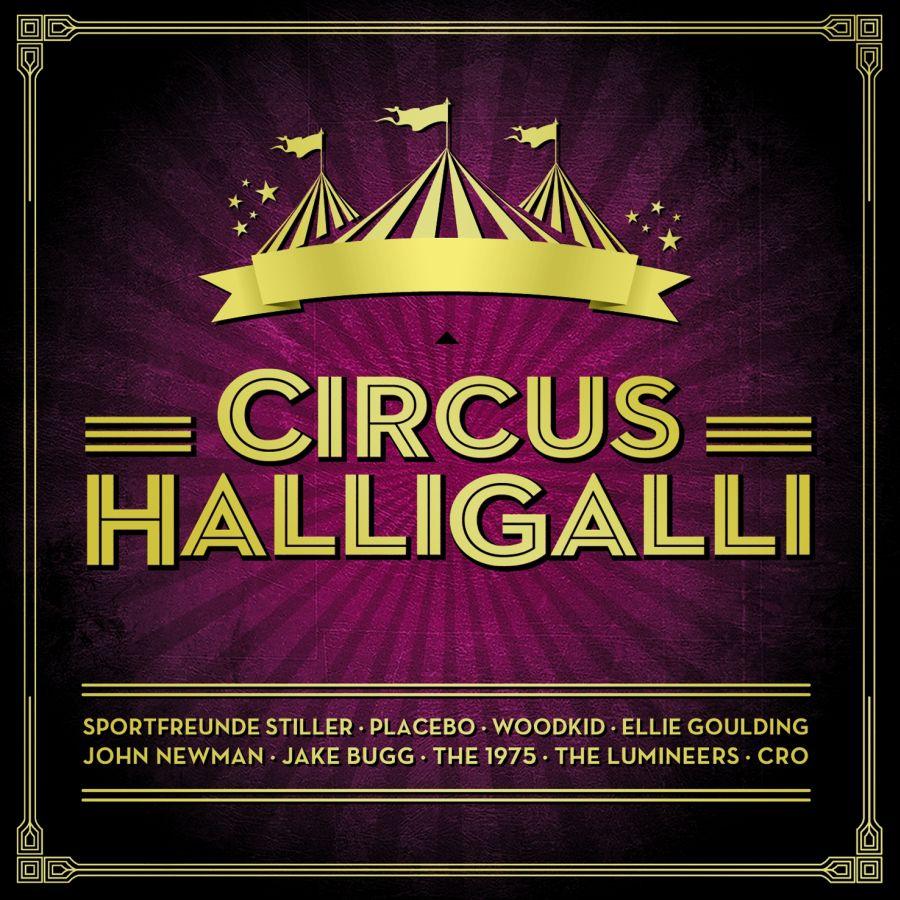 "Various Artists - ""Circus HalliGalli"""