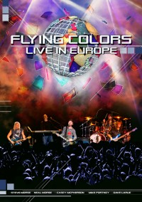 FLYING COLORS 'LIVE IN EUROPE'