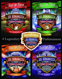 "Joe Bonamassa ""TOUR DE FORCE – LIVE IN LONDON"""