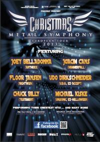 CHRISTMAS METAL SYMPHONY