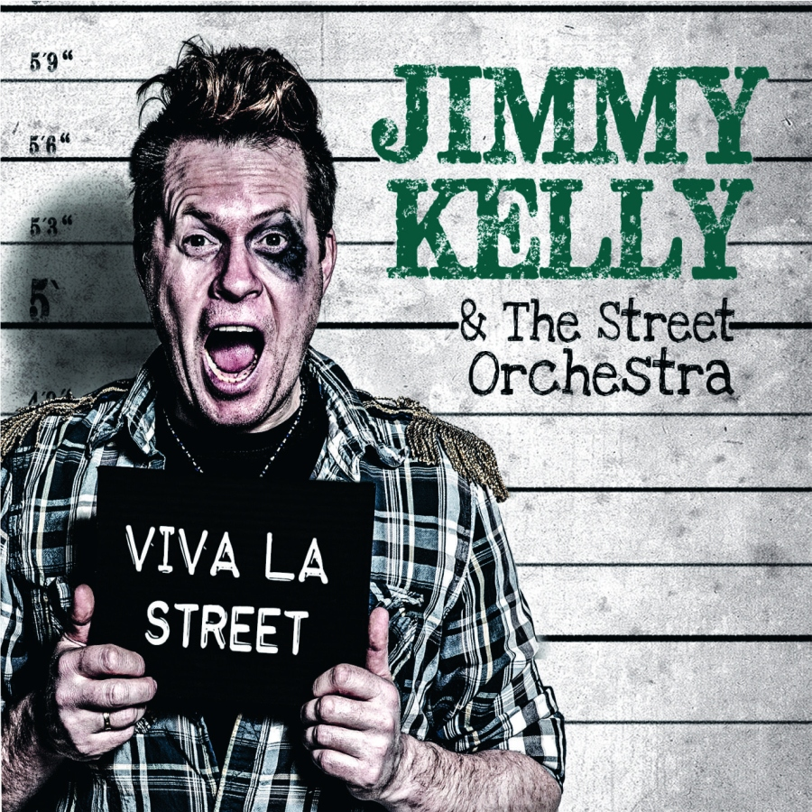 "Jimmy Kelly & The Street Orchestra - ""Viva La Street"""
