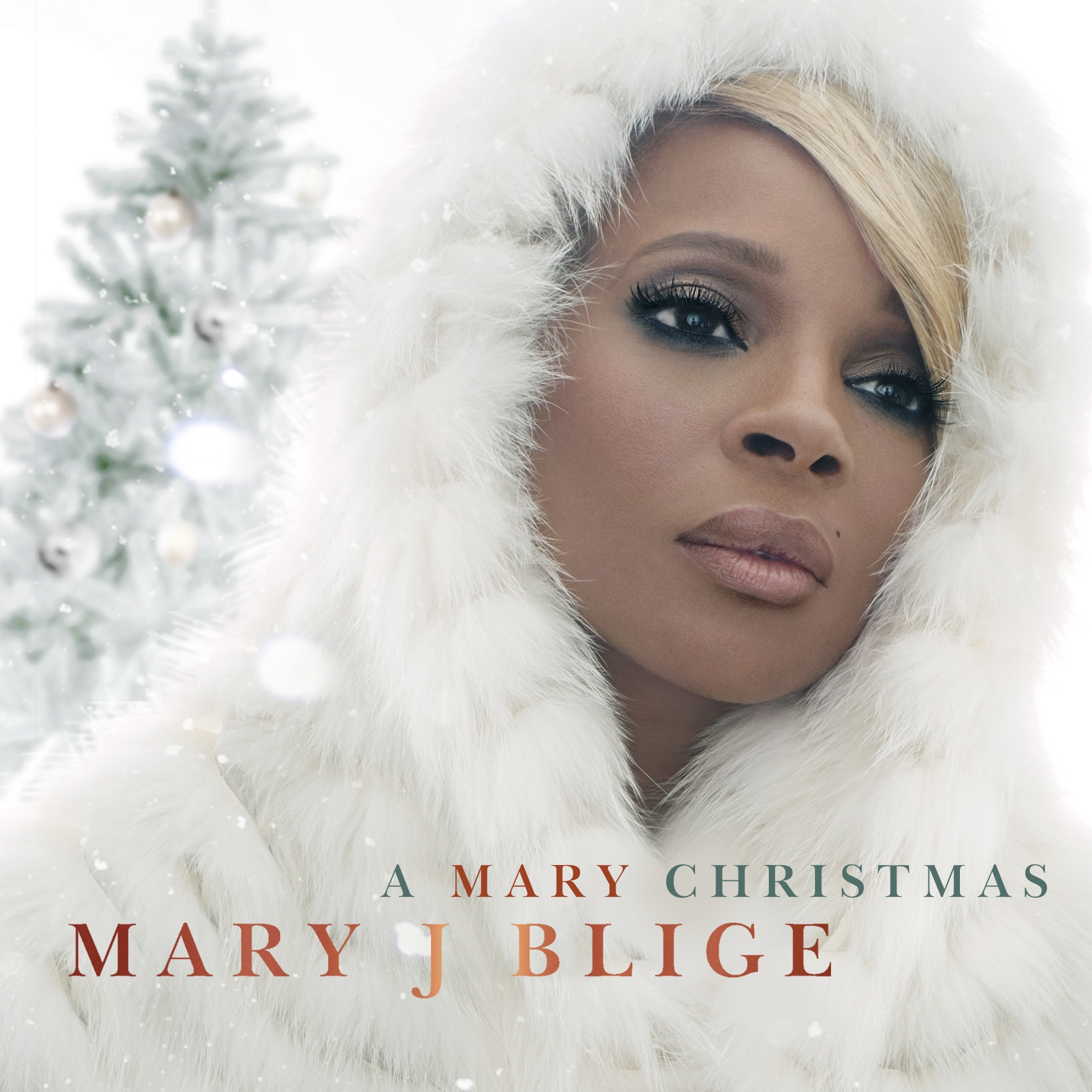 "Mary J Blige - ""A Mary Christmas"""