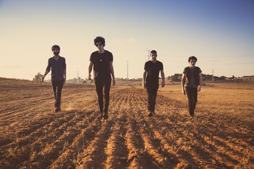 """Water Knot – vierköpfige Rockband aus Brooklyn mit Video Premiere zu """"Lust"""""""