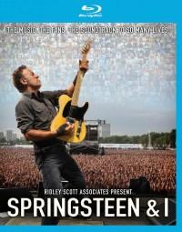 SPRINGSTEEN & I – Blu-ray