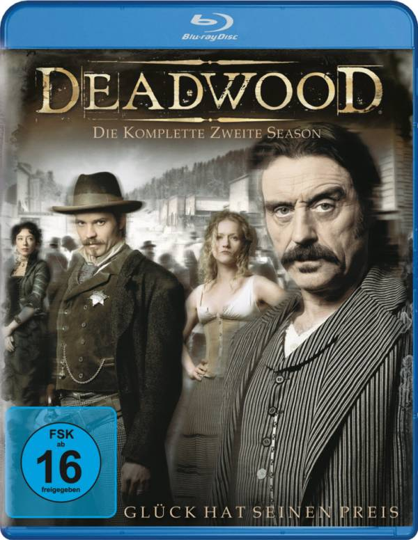 DEADWOOD – SEASON 2 – Blu-ray © Paramount