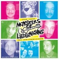 MONSTERS OF LIEDERMACHING - Zehn Jahre – Das Jubiläumsalbum
