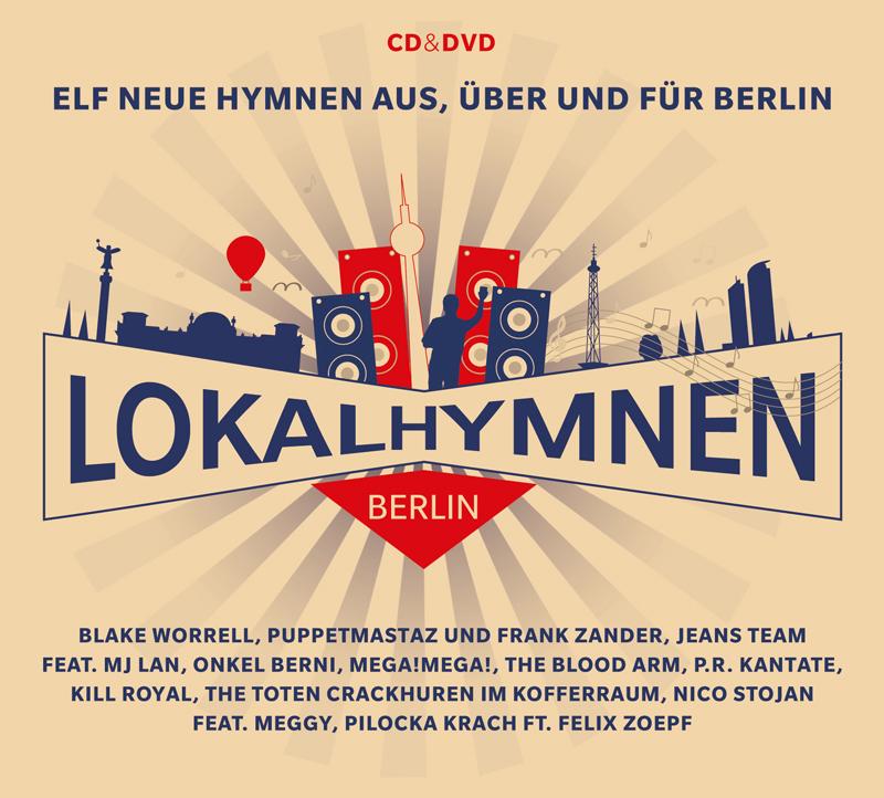 LOKALHYMNEN – EUER SOUNDTRACK FÜR BERLIN