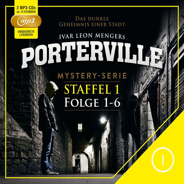 PORTERVILLE – Mystery-Serie